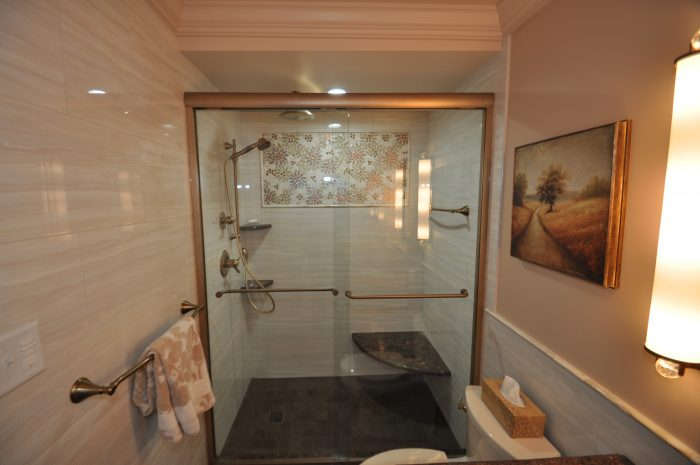 Guest Bathroom On-Suite by D. L. Gibson Enterprises Inc. (Newtown Square, Pa)