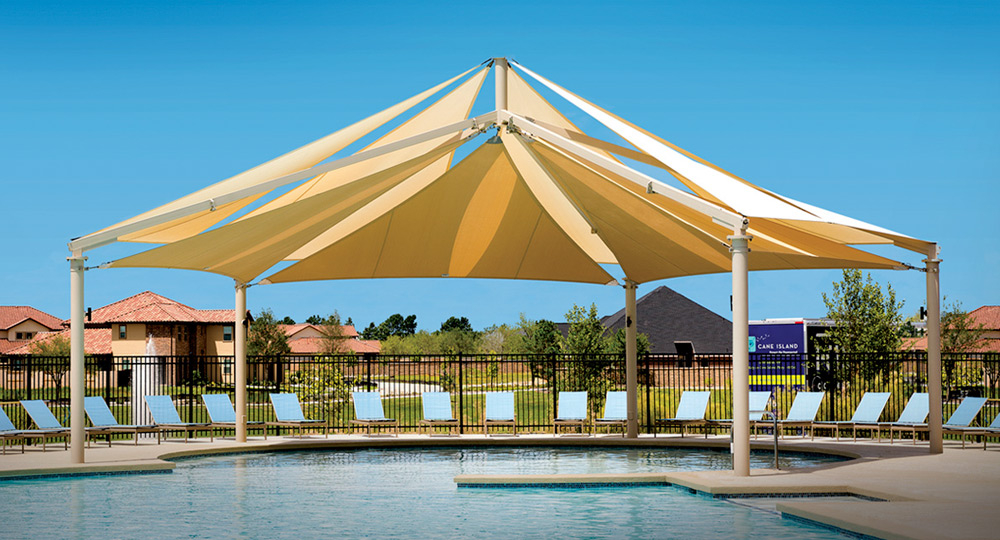 Shade Sails & Custom Canopies